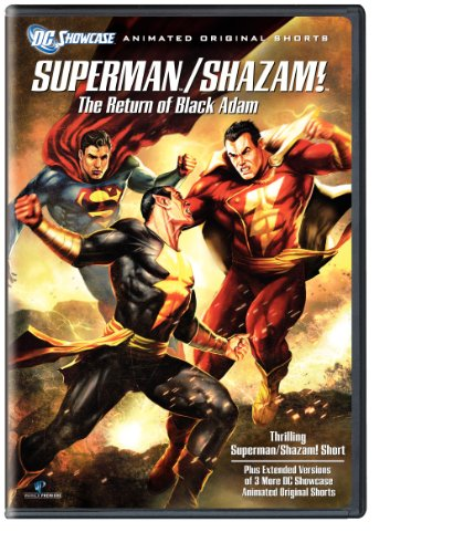 Superman/Shazam! The Return of Black Adam 51qo4cQ87oL