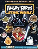 Simon Beecroft L'album des autocollants : Angry birds Star Wars