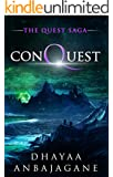 ConQuest: A Space Opera Paranormal Thriller (The Quest Saga Science Fiction Adventure Series Book 1)