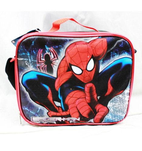 Lunch Bag - Marvel - Spiderman - Activity Fun - 1