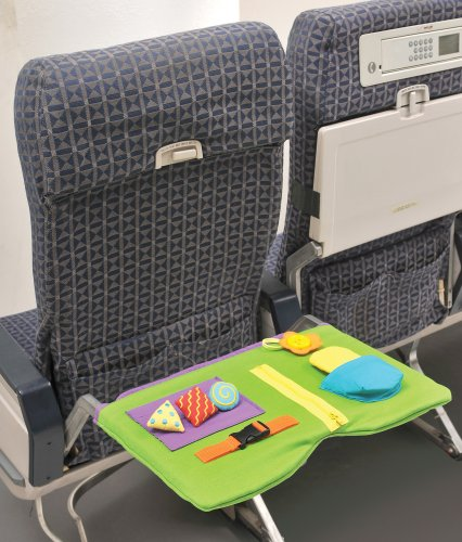 Star Kids Products Air Play Travel Tray, Green