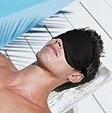 Custom Silk man Eye Mask Sleeping Mask Eyeshade- personalized Eye Mask gift for boy?friend