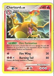 Pokemon - Platinum Arceus - Holofoil - Charizard ex - 1/99