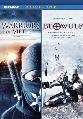 Cover art for  Warriors of Virtue: The Return to Tao/ Beowulf