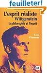 L'esprit r�aliste : Wittgenstein, la...