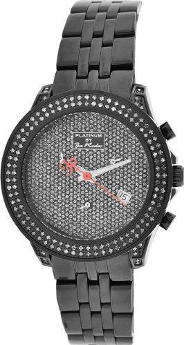 JOE RODEO Joe Rodeo Platinum JPTL12 0110MS41KBN - Reloj para mujeres