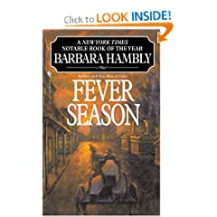 Fever Season (Benjamin January, Book 2) by Barbara Hambly