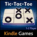 Tic Tac Toe Kindle Game, 1 & 2 Player Games (Available Worldwide) Free Download (Naughts and Crosses, Tick Tack Toe, Xs and Os) (eBook Puzzles) (WiFi/3G NOT required, Interactive eBook Content)