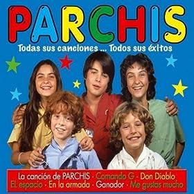 Amazon.com: Parchis: Todas Sus Canciones Todos Sus Exitos: Parchis
