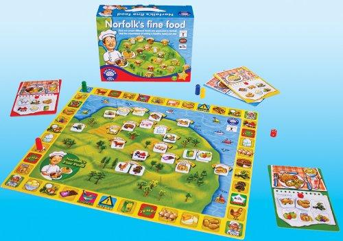 Imagen principal de Orchard_Toys - Dominó, 2 a 4 jugadores (versión en inglés)