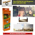 Easy View HD | Flip Down Sun Visor Gl...