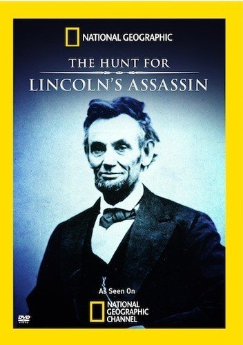 DVD : National Geographic: Hunt For Lincoln's Assassin