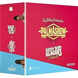 La Folle soirée du Palmashow + Very Bad Blagues saison 1 & 2