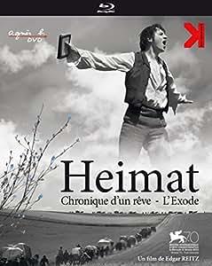 Heimat : chronique d'un rêve - l'exode [Blu-ray]