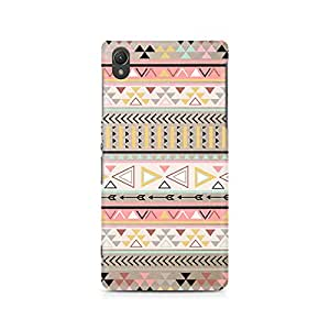 Ebby Tribal Chic09 Premium Printed Case For Sony Xperia Z5 Dual