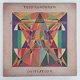 TODD RUNDGREN Initiation LP Vinyl VG+ Cover VG+ Lyrics Sleeve 1975 BR 6957