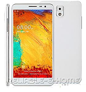 Promotional price! Super Saving Smartphone! TONBUX® large screen 5.7