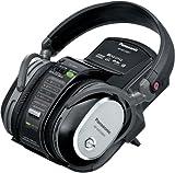 Panasonic デジタルワイヤレスサラウンドヘッドホン ブラック RP-WF5500-K