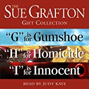 Sue Grafton GHI Gift Collection: 'G' Is for Gumshoe, 'H' Is for Homicide, 'I' Is for Innocent | [Sue Grafton]
