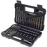 Black & Decker A7188 Kit d'embouts et de mèches pour visseuses et perceuses 50 pièces