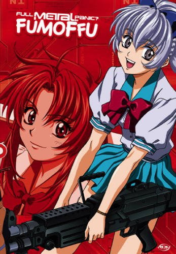 Full Metal Panic? Vol. 2: FUMOFFU - Complete Collection