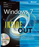 Windows 7 Inside Out Book/CD Package