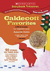 Caldecott Favorites Featuring The Snowy Day
