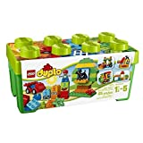 All In One Gift Set Green Large Duplo 65 Pcs. Building Set By Lego