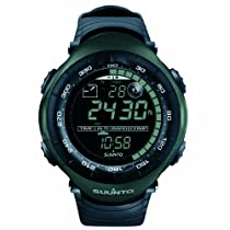 Suunto Vector Wrist-Top Computer Watch with Altimeter, Barometer, Compass, and Thermometer (Foliage Green)