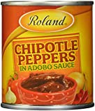 Roland Chipotle Peppers in Adobo Sauce, 7-Ounce Cans (Pack of 24)