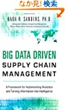 Big Data Driven Supply Chain Management: A Framework for Implementing Analytics and Turning Information Into Intelligence...