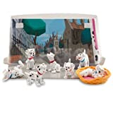 Disney 101 Dalmations Exclusive 7 Piece Mini PVC Collector Set