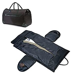 Golden Pacific Travel Garment Bag Convertible To Duffle Bag