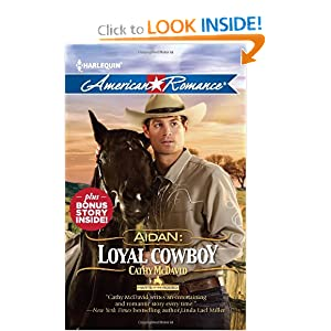 Aidan: Loyal Cowboy: Aidan: Loyal Cowboy\The Family Plan (Harlequin American Romance) Cathy McDavid