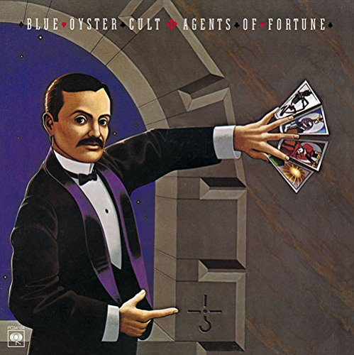Original album cover of AGENTS OF FORTUNE(remaster)(reissue)(BLU-SPEC CD2)(+bonus) by Blue Oyster Cult
