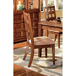 Clifton Park Upholstered Dining Side Chairs (set of 2)