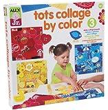 ALEX Toys - Alex Jr. Tots Collage By Color Activity Set, 1853