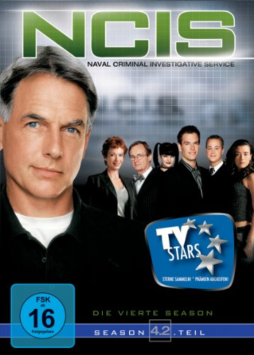 NCIS - Season 4, 2.Teil [3 DVDs]