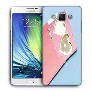 Snoogg Heart Of Cards Designer Protective Phone Back Case Cover For Samsung Galaxy ON5