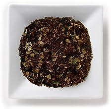 Mahamosa Rooibos Herbal Tea and Tea Infuser Set 4 oz Herbal Bengal Chai Rooibos Red Bush Tea 1 Stain