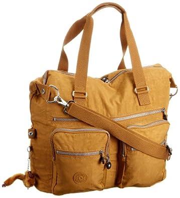 Kipling Women's Erasto Large Shoulder Bag Cumin K13543204