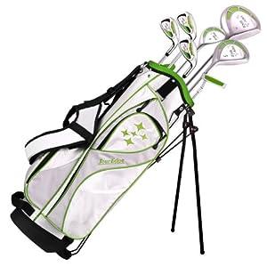 Tour Edge 2013 Golf Club Lady Edge Set, Right Hand, Graphite, Ladies, Starter Set,... by Tour Edge