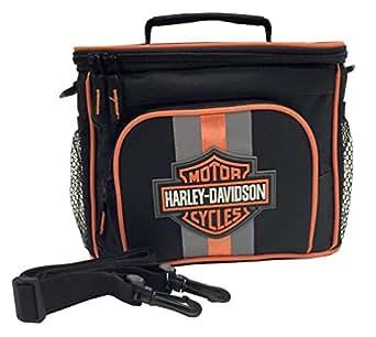 Amazon Com Harley Davidson Bar Amp Shield Insulated Lunch