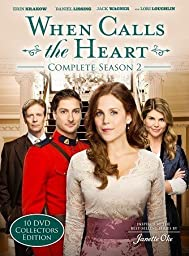 When Calls the Heart Complete Season 2 10-DVD Collector\'s Edition