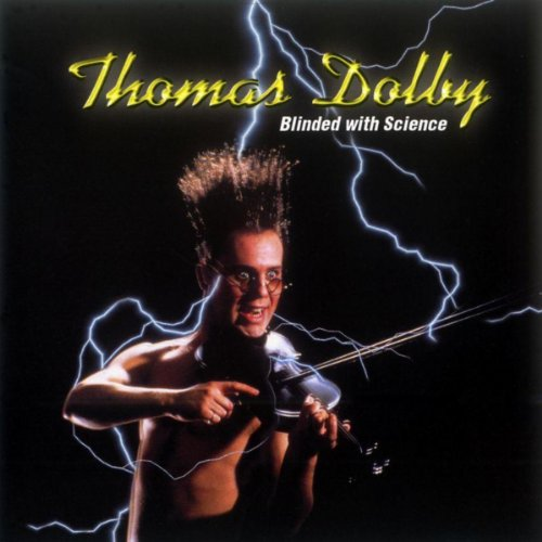 Original album cover of Blinded By Science by Thomas Dolby