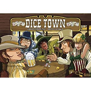 Dice Town Board Game!