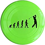 Greenday DIY KellyGreen, One Size : Greenday Evolution To Golf High Quality Plastic Sport Disc Yellow