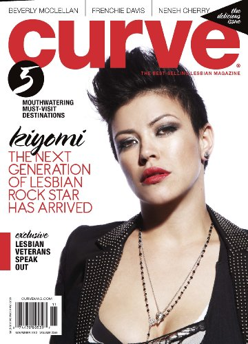 Curve Magazine (1-year auto-renewal)