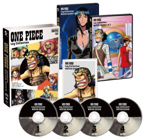"ONE PIECE Log  Collection  ""WATER SEVEN"" [DVD]"