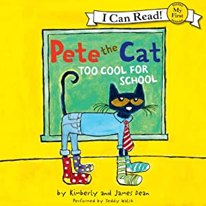 Pete the Cat: Too Cool for School | [James Dean]